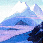 Roerich N.K. (Part 1) - The Himalayas (Etude) (17)