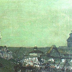 City. Morning, Roerich N.K. (Part 1)
