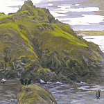 Green Fjord, Roerich N.K. (Part 1)