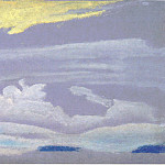 Heavenly Rider , Roerich N.K. (Part 1)