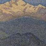 Himalayas. The Sierra, Roerich N.K. (Part 1)