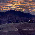 Roerich N.K. (Part 1) - Sunset