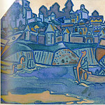 Roerich N.K. (Part 2) - The town of