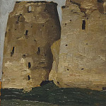 Roerich N.K. (Part 1) - Izborsk. Towers
