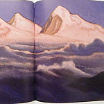 The Himalayas, Roerich N.K. (Part 1)