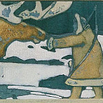Stone Age. North. Deer, Roerich N.K. (Part 1)