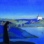 Twilight, Roerich N.K. (Part 1)