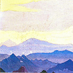 Roerich N.K. (Part 1) - The Himalayas (Etude) (30)