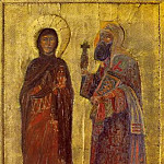 Roerich N.K. (Part 1) - Perm iconostasis. Upcoming (Selected Saints)