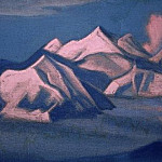 Roerich N.K. (Part 1) - Himalayas (Pink Mountains)