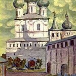 Roerich N.K. (Part 1) - Rostov. Most Gate Church