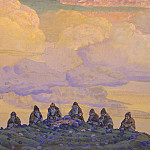 Great sacrifice , Roerich N.K. (Part 1)