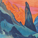 Charmed kingdom, Roerich N.K. (Part 1)