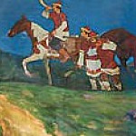 Knjazhaja hunting. Night , Roerich N.K. (Part 1)