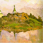Old Ladoga, Roerich N.K. (Part 1)