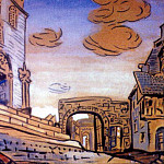 Roerich N.K. (Part 1) - City (optional)