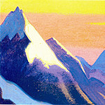 Roerich N.K. (Part 1) - The Himalayas (Etude) (11)