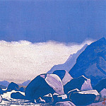 Roerich N.K. (Part 1) - The Himalayas (Etude) (36)