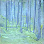 Roerich N.K. (Part 1) - Mist (mist in the forest)