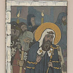 Roerich N.K. (Part 1) - Study for the door (Lord of otherworldly)