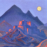 Roerich N.K. (Part 1) - The Himalayas (Etude) (03)