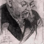 Portrait, Roerich N.K. (Part 1)