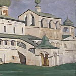 Uglich. Resurrection Monastery, Roerich N.K. (Part 1)