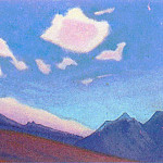 Roerich N.K. (Part 1) - The Himalayas (Etude) (05)
