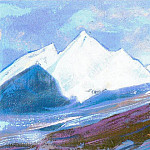 Roerich N.K. (Part 1) - The Himalayas (Etude) (10)