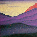 Roerich N.K. (Part 1) - The Himalayas (Etude) (16)