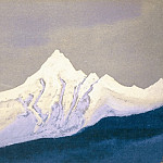 Sunset, Roerich N.K. (Part 1)