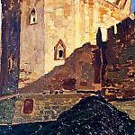 Roerich N.K. (Part 1) - Smolensk. Tower (3)