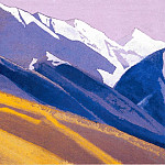 Roerich N.K. (Part 1) - The Himalayas (Himalayan etude)