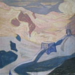 Wall Mountain, Roerich N.K. (Part 1)
