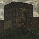 Smolensk. Tower , Roerich N.K. (Part 1)