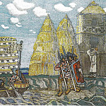 Three Varyag close, Roerich N.K. (Part 1)