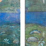 Roerich N.K. (Part 1) - Architectural motif (Two panels)