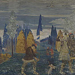 Pomoryane. Morning, Roerich N.K. (Part 1)
