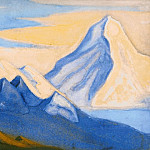 The Himalayas # 115 On the Far Frontier, Roerich N.K. (Part 6)