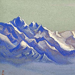Roerich N.K. (Part 6) - To Everest # 111