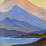 Lake # 94, Roerich N.K. (Part 6)