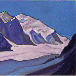 The Himalayas # 167, Roerich N.K. (Part 6)