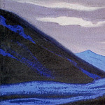 Roerich N.K. (Part 5) - 86 Himalaya # ridge