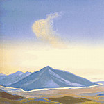 Roerich N.K. (Part 6) - The Himalayas # 4 To the Protected Country