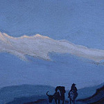 Roerich N.K. (Part 6) - The lonely traveler