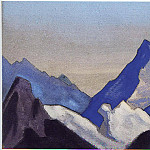 The Himalayas # 33, Roerich N.K. (Part 6)