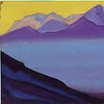 The Himalayas # 104, Roerich N.K. (Part 6)
