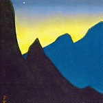 Roerich N.K. (Part 6) - Evening # 83 Evening (first star)