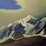 Roerich N.K. (Part 6) - The Himalayas # 34 The cloud over the peaks