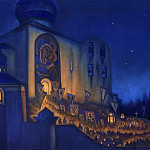 Roerich N.K. (Part 6) - C contact forces Celestial